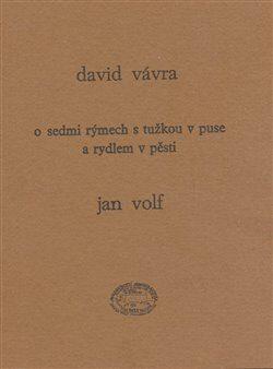 O sedmi rýmech s tužkou v puse a rydlem v pěsti - Honza Volf, David Vávra