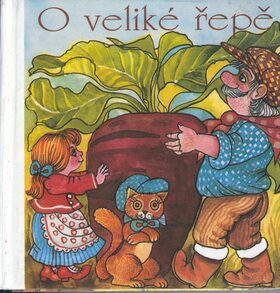 O veliké řepě - Vítězslava Klimtová