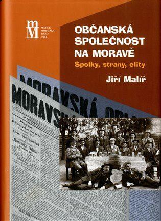 Občanská společnost na Moravě - Jiří Malíř