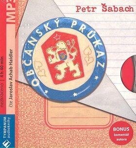 Občanský průkaz - Petr Šabach, Honza Šabach - audiokniha