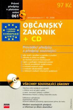 Občanský zákoník + CD - kolektiv