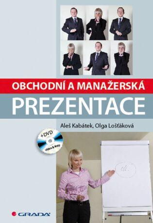 Obchodní a manažerská prezentace DVD - Kabátek Aleš