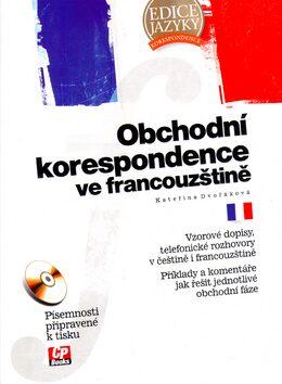 Obchodní korespondence ve francouzštině - Kateřina Dvořáková
