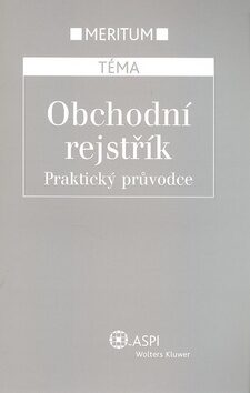Obchodní rejstřík - Kolektiv autorů