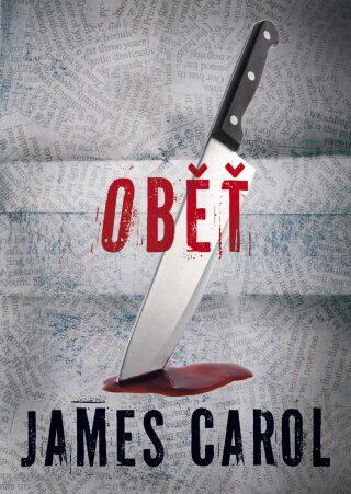 Oběť - James Carol - e-kniha