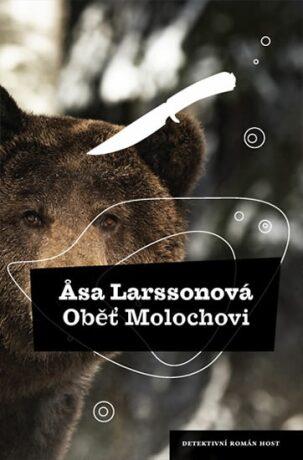 Oběť Molochovi - Äsa Larssonová