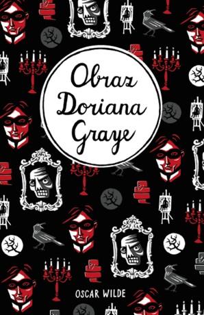 Obraz Doriana Graye - Oscar Wilde - e-kniha