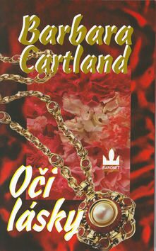 Oči lásky - Barbara Cartland