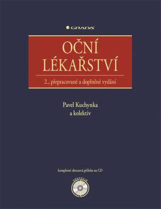 Oční lékařství + CD - Pavel Kuchyňka
