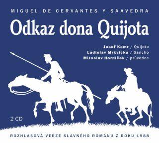 Odkaz Dona Quijota - Miguel de Cervantes y Saavedra