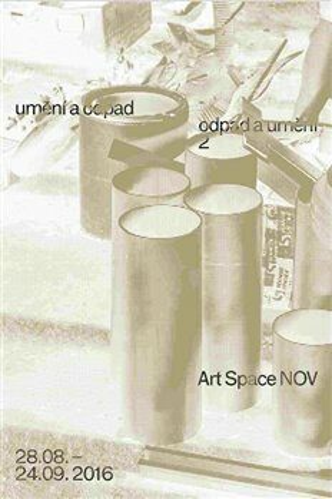 Odpad a umění, umění a odpad  2. - Martina Vítková
