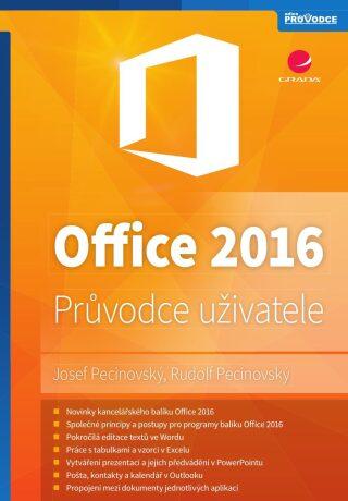Office 2016 - Josef Pecinovský, Rudolf Pecinovský - e-kniha