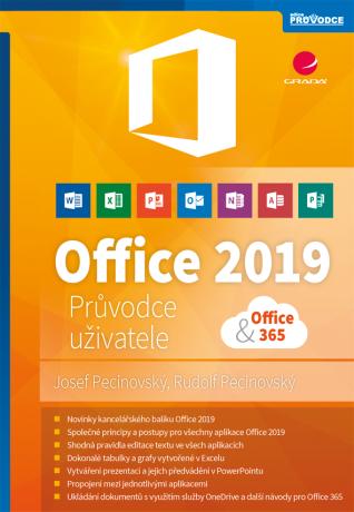 Office 2019 - Josef Pecinovský, Rudolf Pecinovský - e-kniha