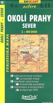 Okolí Prahy - sever 1:50 000 - neuveden