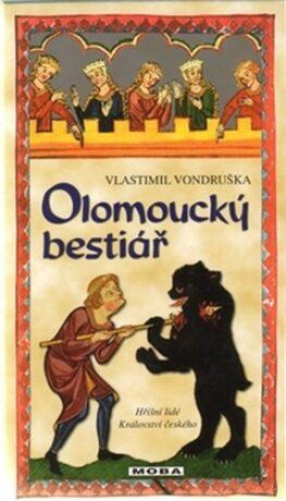 Olomoucký bestiář - Vlastimil Vondruška