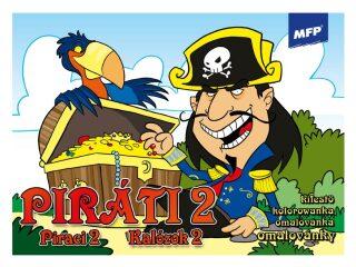 Omalovánky - Piráti 2
