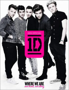 One Direction: Where We are - neuveden