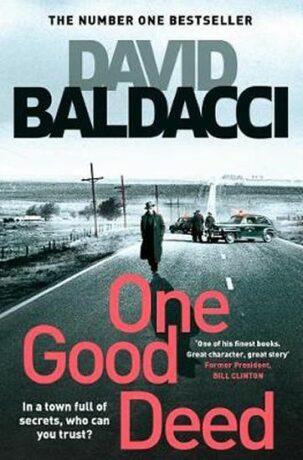 One Good Deed - David Baldacci