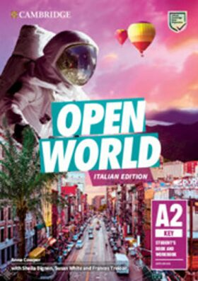 Open World Key Student´s Book and Workbook with ebook - Anna Cowper