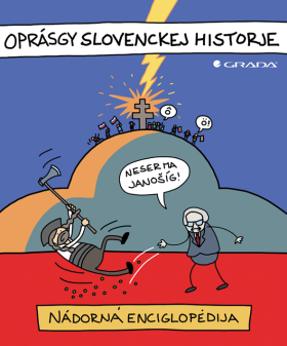 Oprásgy slovenckej historje - jaz