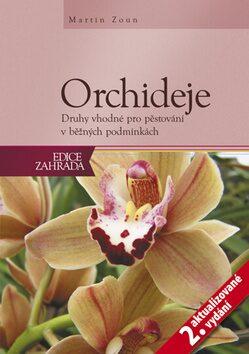 Orchideje - Martin Zoun