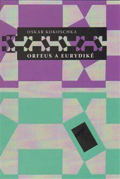 Orfeus a Eurydiké - Oskar Kokoschka