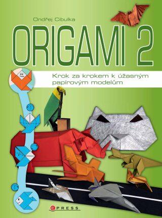 Origami 2 - Ondřej Cibulka - e-kniha