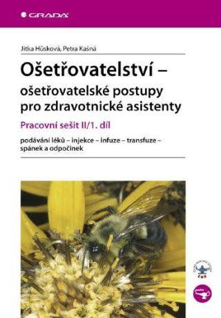 Ošetřovatelství - ošetřovatelské postupy pro zdravotnické asistenty - Jitka Hůsková, Petra Kašná - e-kniha