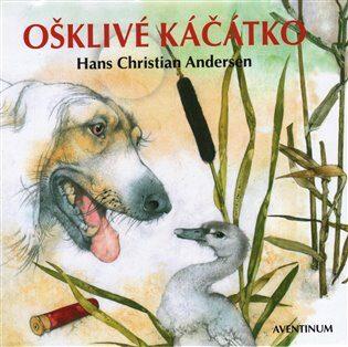 Ošklivé káčátko - Hans Christian Andersen, Luděk Maňásek