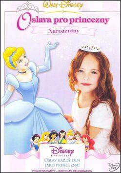 Oslava pro princezny: Narozeniny DVD - Edice princezen -
