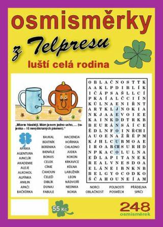Osmisměrky z Telpresu luští celá rodina 1/19 - 248 osmisměrek - Pavel Mazáč