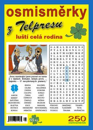 Osmisměrky z Telpresu luští celá rodina 2/2016 - 250 osmisměrek - Pavel Mazáč