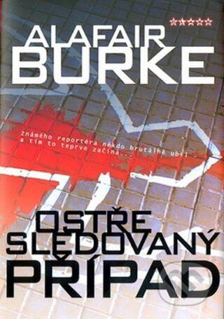 Ostře sledovaný případ - Alafair Burkeová