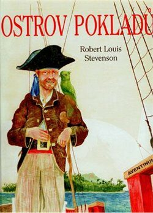 Ostrov pokladů - Robert Louis Stevenson, Tomáš Řízek