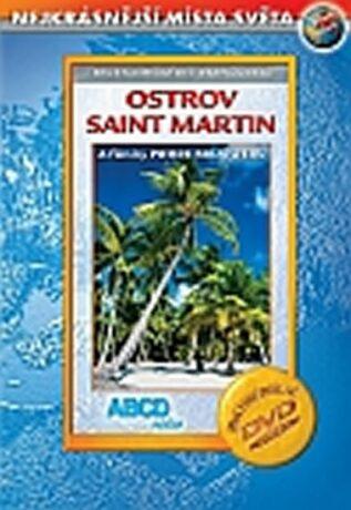 Ostrov Saint Martin DVD - Nejkrásnější místa světa - neuveden
