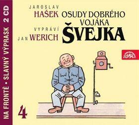 Osudy dobrého vojáka Švejka 4 - Jaroslav Hašek