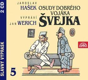 Osudy dobrého vojáka Švejka 5 - Jaroslav Hašek