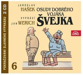 Osudy dobrého vojáka Švejka 6 - Jaroslav Hašek
