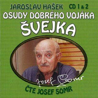 Osudy dobrého vojáka Švejka CD 1 & 2 - Jaroslav Hašek
