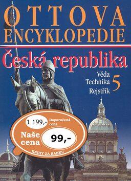 Ottova encyklopedie ČR Věda, Technika, Rejstřík -