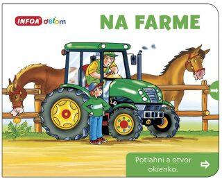 Otvor okienko  - Na farme (SK vydanie) - Pavlína Šamalíková