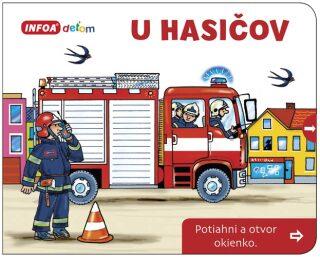 Otvor okienko  - U hasičov (SK vydanie) - Pavlína Šamalíková