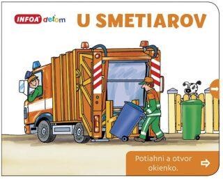 U smetiarov - Pavlína Šamalíková