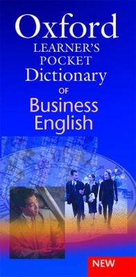 Oxford Learner´s Pocket Dictionary of Business English - Parkinson Dan