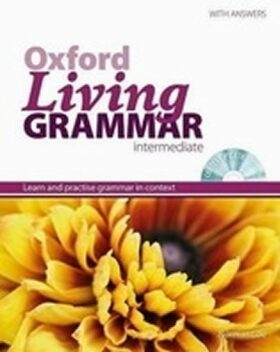 Oxford Living Grammar Intermediate with Key and CD-ROM Pack (New Edition) - Coe N.