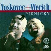 Písničky - CD - Jan Werich, Jiří Voskovec