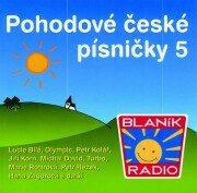 Pohodové české písničky 5 - CD - neuveden