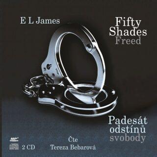 Padesát odstínů svobody - E.L. James - audiokniha