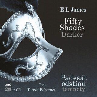 Padesát odstínů temnoty - E.L. James - audiokniha
