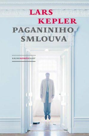 Paganiniho smlouva (brož.) - Lars Kepler